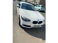 BMW, 1 SERIES, Hatchback, 2013, Manual, 1598 (cc), 3 doors