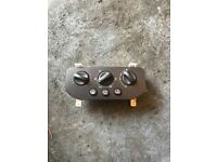 Renault Clio sport 172 phase 1 heater controls