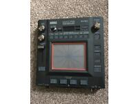 Korg Kaoss Pad KP3+ with power supply, SD card and manual