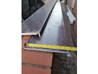 Fasia and sofit rosewood 3.8m