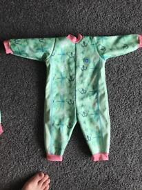 6-12 months baby swim suit