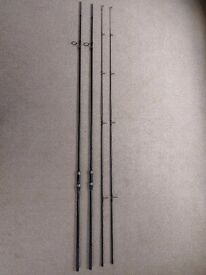 JRC powerplay 12ft 2.5lb carp/specimen rods