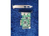 Syba USB 3.0 + SATA3 PCI-Express 2.0 Controller Card