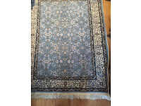 Handmade Turkish Rug Size L 48in x W 38in.