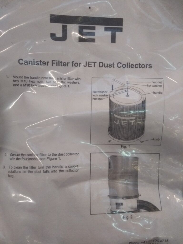 Jet Dust Collector Filter In Inverness Highland Gumtree