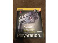 G-CON 45 Light Gun PlayStation %100 Working!