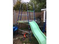 TP climbing frame slide