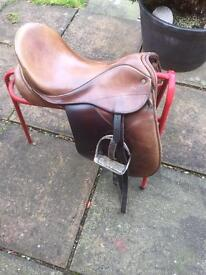 Anthill Dressage Saddle