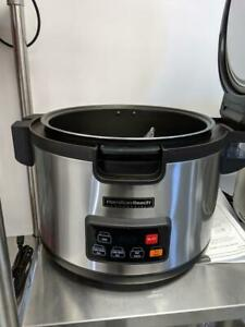Commercial Rice Cookers and Soup Warmers--Brand New Display and Warming Equipment