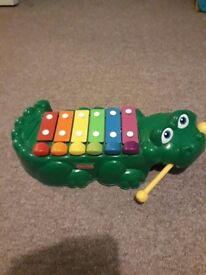 Toy xylophone - Fisher Price