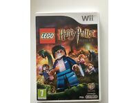 Wii Harry Potter Lego. Years 5-7