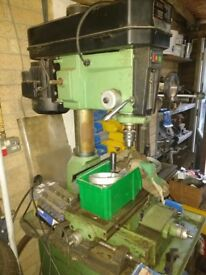 Warco 30N 1994 Mill/Drill with base
