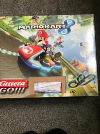 Mario Kart 8 carrera Scalextric