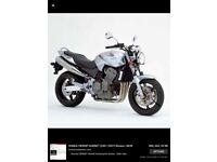 For Sale Honda CB 900 Hornet