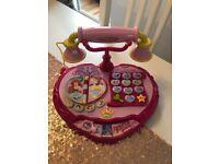 Children's Kids Vtech Disney Princess talk'n'teach telephone