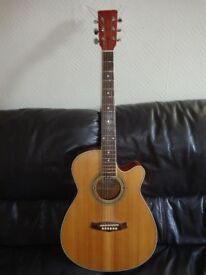Acoustic Guitar, Tanglewood, model - TSF CE MK lll