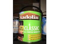Sadolin Classic Teak All Purpose Woodstain