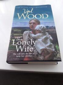 As New Val Wood Latest Book