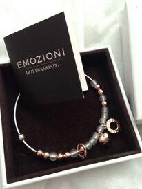 Emozioni hot diamonds expanding bracelet.