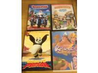 13 dvd's