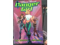Danger Girl collection.