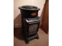 Provence Calor Gas Heater - Comes with 15L gas bottle (empty)