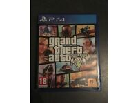 Grand Theft Auto V (PS4) Barely used