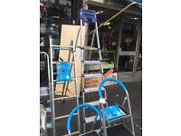 7 step strong Ladder
