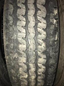 C095 2- 205/75/15 HI-RUN JK42 all season tires $100 pair