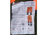Fire Bear Safety Trousers medium size