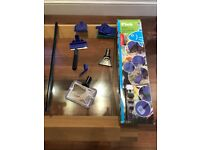 Aquarium Cleaning Tools Set 5 in 1 and Syphon