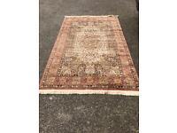 Keshan design Persian carpet