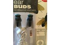 Novelty Insect Earbuds