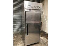 Williams single door upright fridge, commercial catering fridge, 2016 model