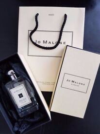 JO MALONE WOOD SAGE & SEA SALT COLOGNE 100ml with gift bag perfect gift