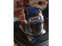 SHOEI Spider Helmet