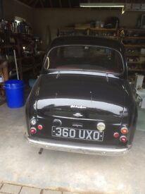 1957 Austin a35 4 door