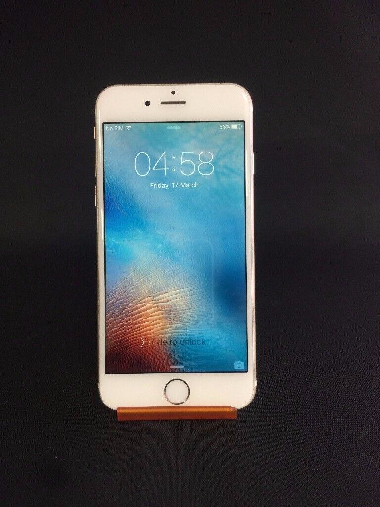 iPhone 6 - 16GB - Vodafone- Gold - SPT823