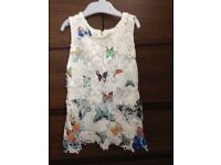 LITTLE GIRLS SUMMER DRESS SIZE 18-24 MONTHS