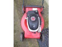 TECUMSEH 40 Petrol Lawnmower