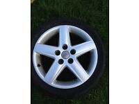Audi Alloy Wheel 17""