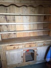 Fantastic original Pine Dresser