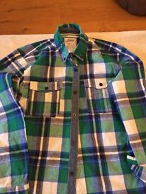 Debenhams shirt cotton 13 years old brand new