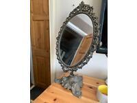 Vintage tilt mirror