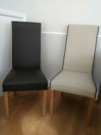 Set of 6 Dining Room Chairs