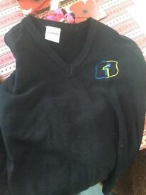 Bransholme high school jumper size 32