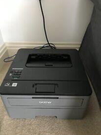 Brother HL-L2350DW Printer, Like new