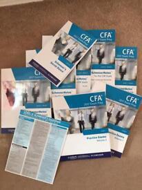 CFA Level 2 Kaplan Schweser 2017 books PLUS