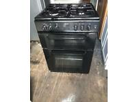 Bush Gas Cooker Black