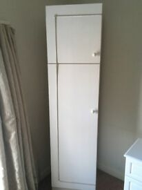 Three wardrobes for sale very dated but handy for storage. Can be sold as a lot or separately